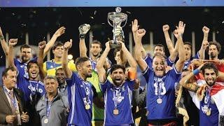 ملخص مباراة القوة الجوية العراقي 1-0 بنغالورو الهندي | نهائي كأس الاتحاد الآسيوي 2016