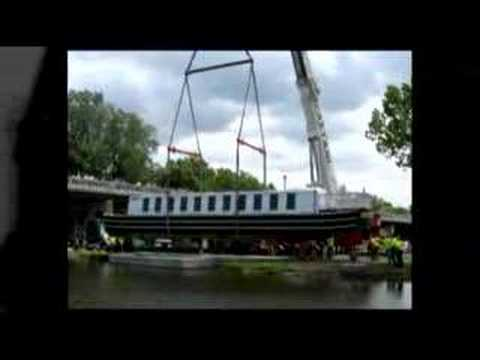 Port of LaSalle Canal Boat