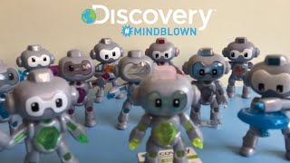Mcdonald's Discovery Mindblown Robots | 11 Pieces Full Set 2019
