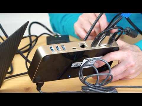 OWC USB-C Dock and Other USB-C / Thunderbolt 3 Adapters Review