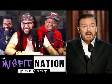 Ricky Gervais' Golden Globes Roast (Reaction)