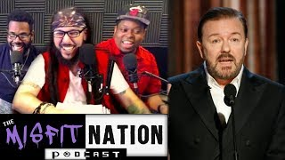 Ricky Gervais' Golden Globes Roast (Reaction)