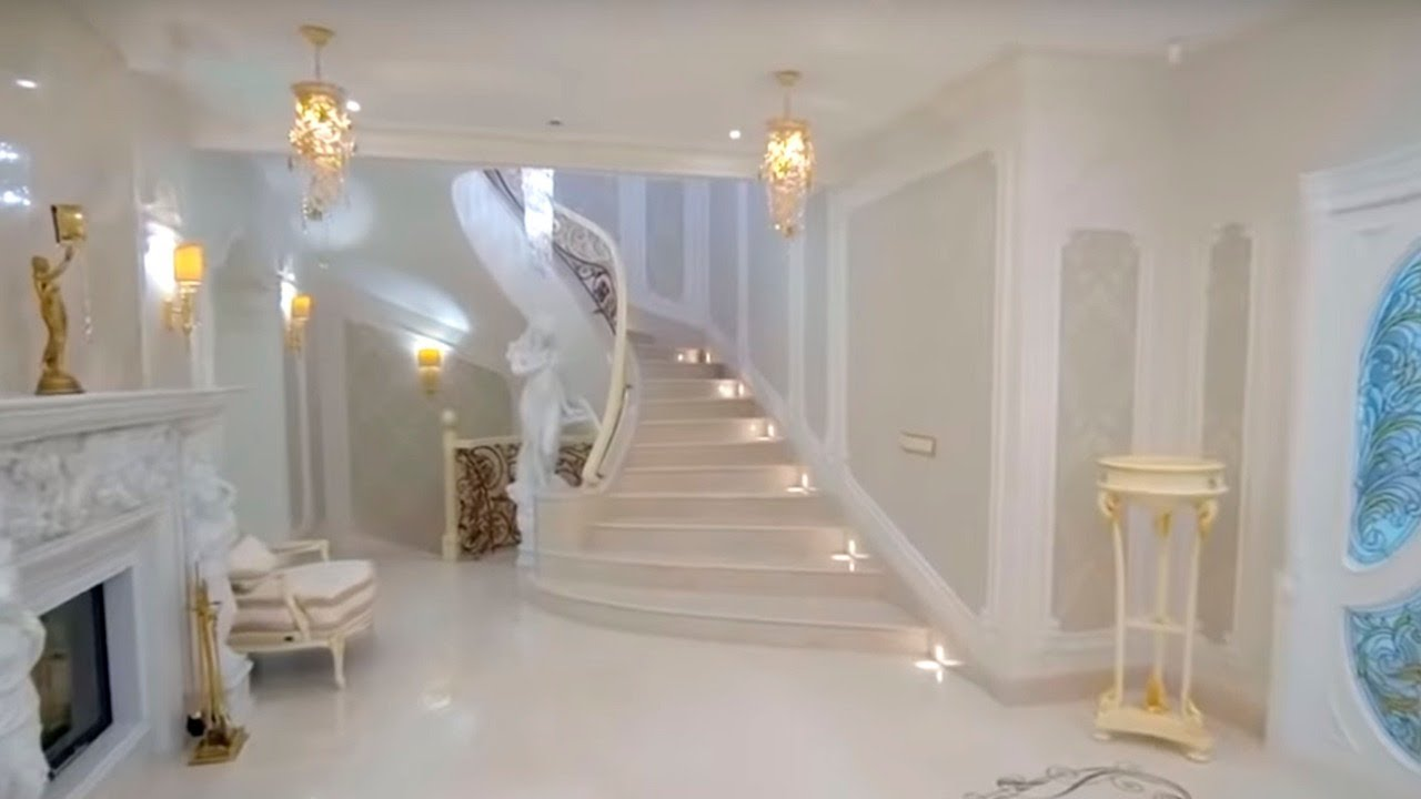 Interior Design Fit Out Services By Luxury Antonovich Design Youtube