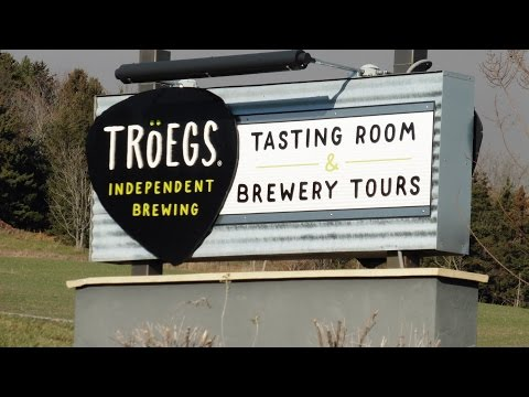 Troegs Brewery Of Hershey, PA  Taste Test And Tour - RMM0029 -