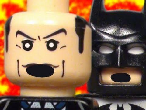 Lego Batman - Human Shield!!!