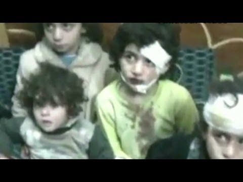 U.N. report says Syrian children tortured, executed