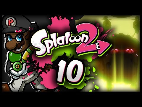 """SNIPE THE SHRIMPS""   Splatoon 2 w/ PKSparkxx - Single Player Let's Play [Part 10] [World 5]"