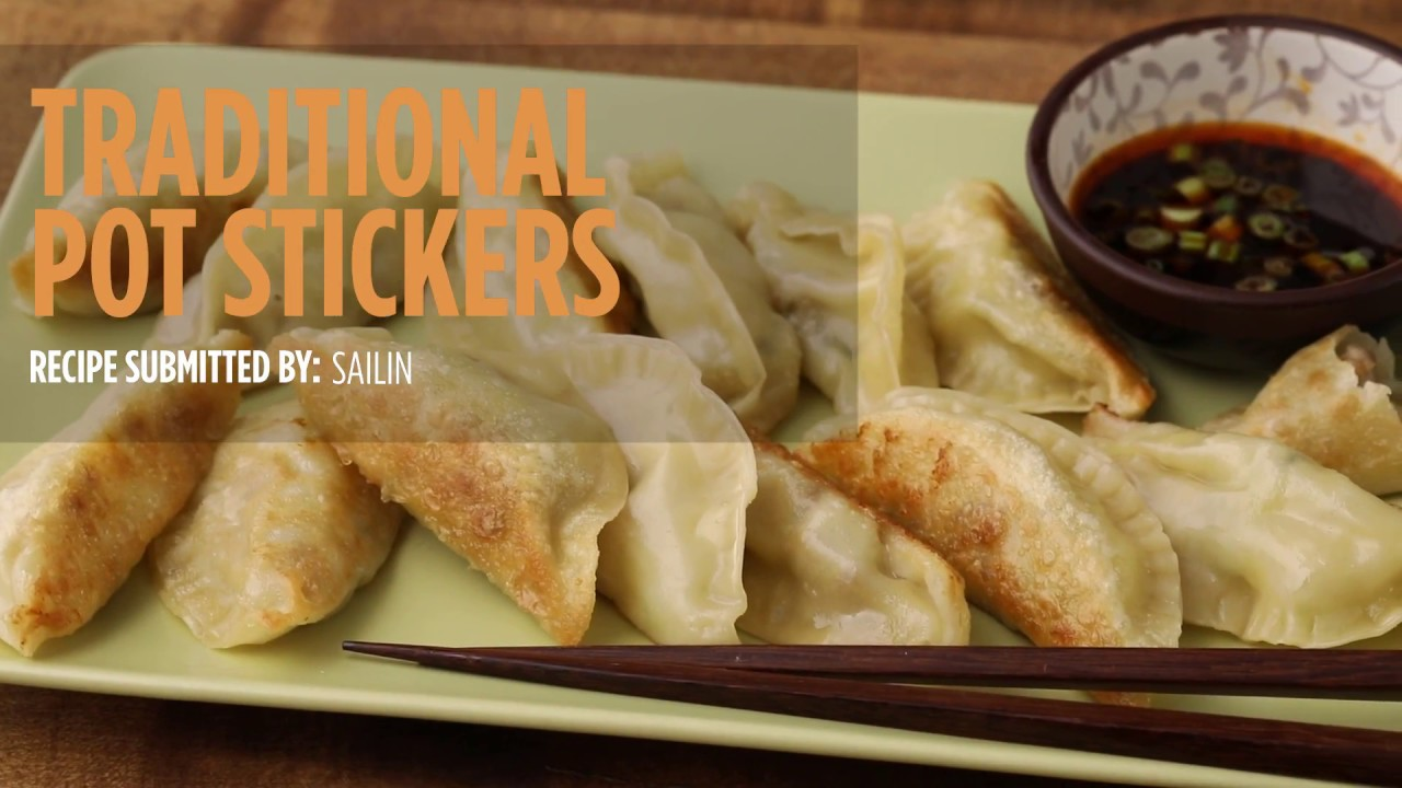 How to Make Traditional Potstickers | Dinner Recipes | Allrecipes.com - YouTube