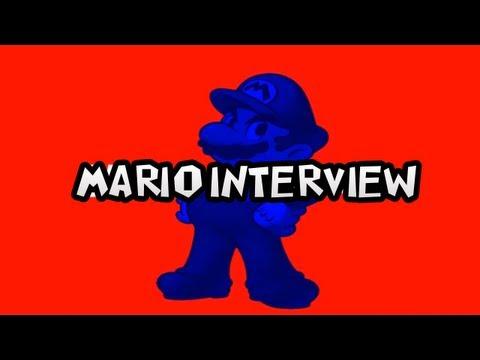 Rhythm Mushroom - Mario interview