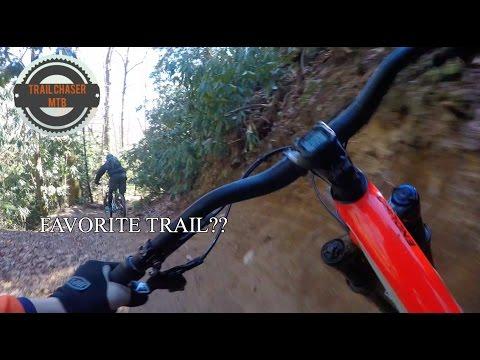 1ea4ca0f07a Black Mountain Day 1   Pisgah National Forest Mountain Biking - YouTube