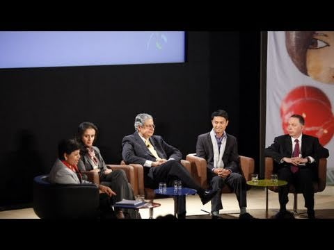 Fresh Angle: Sharing the Stage - Globalization and Cultural Might