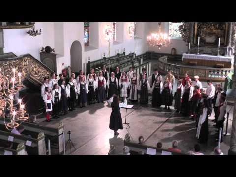 Norges Ungdomskor Krist stod op av døde