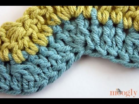 How to Crochet: Increasing and Decreasing with Foundation Stitches ...