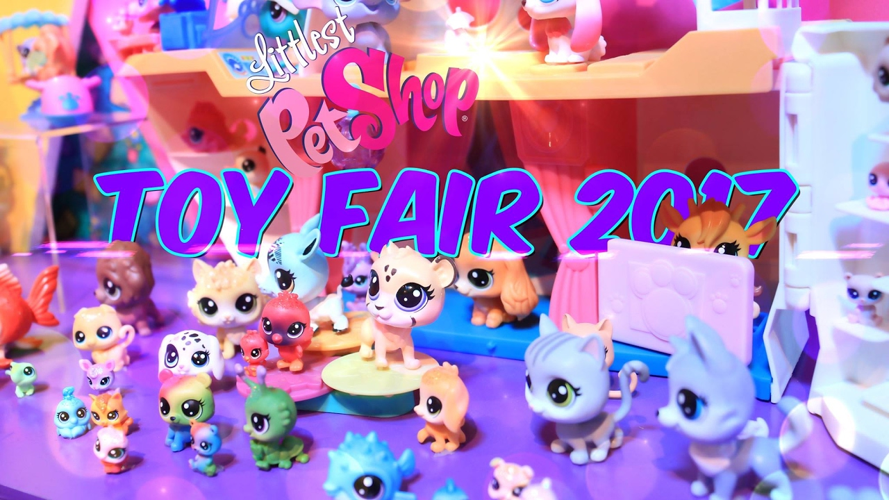 Unbox Daily New Littlest Pet Shop First Look Doll