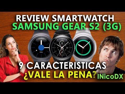 Review Samsung gear s2 3G en español: Te canto la posta sobre este smart watch