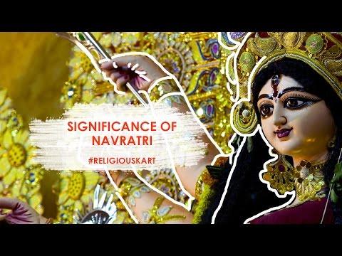 Navratri 2018   Maa Durga   Significance of Navratri