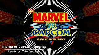 Theme of Captain America - Marvel vs Capcom - Remix by Orie Falconer