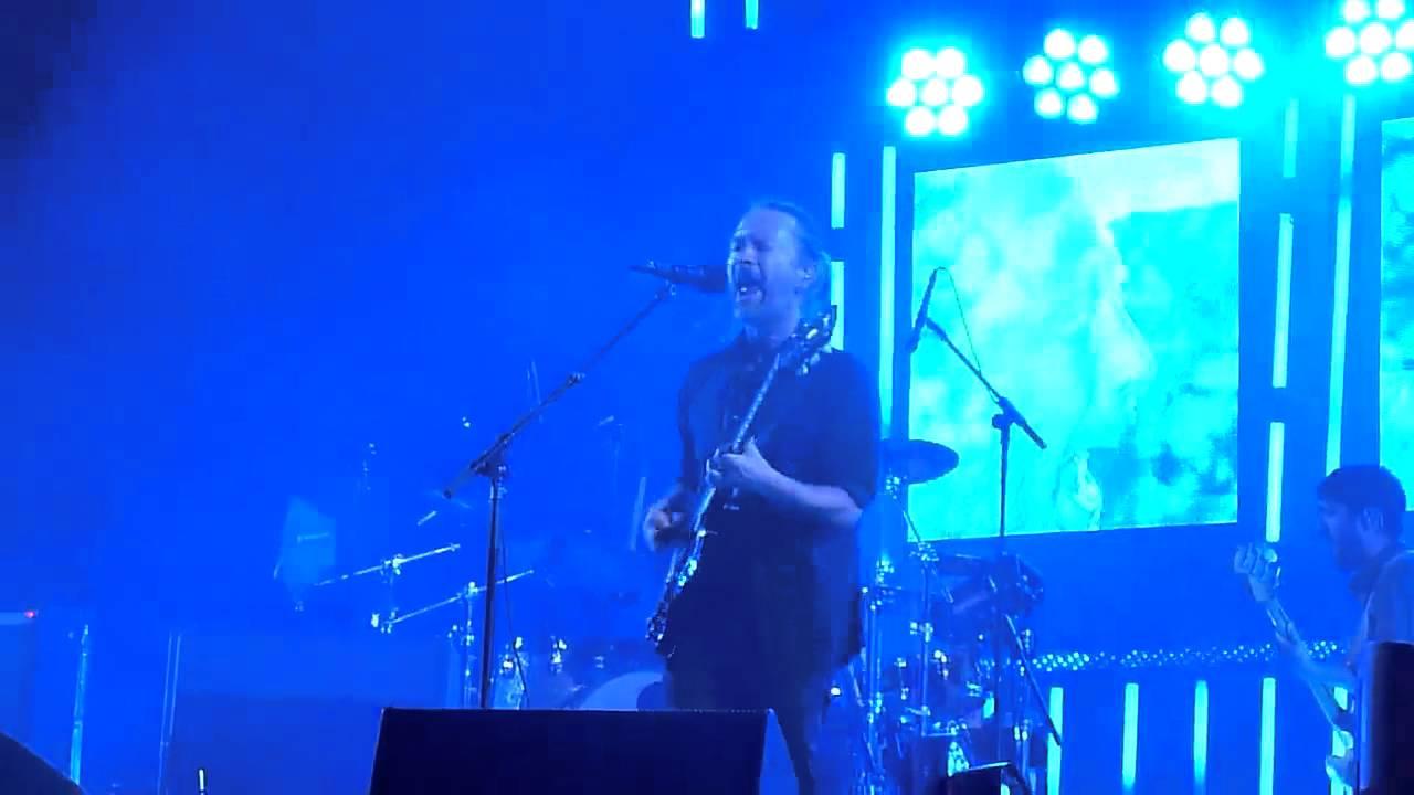 Radiohead weird fishes arpeggi portugal optimus for Radiohead weird fishes