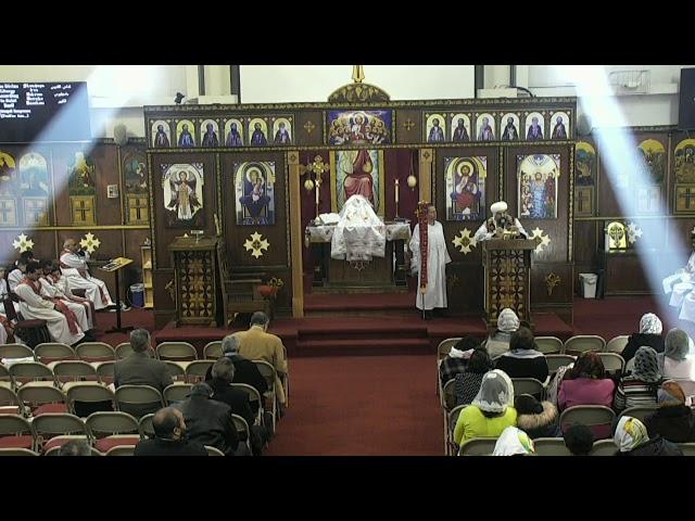 Sermon - Anba Karas - December 23, 2018