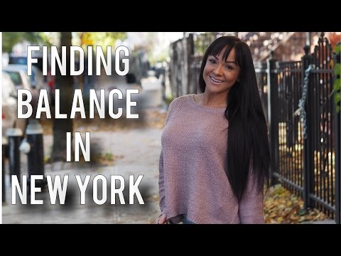 IMPROVEMENT SEASON: FINDING BALANCE IN NEW YORK