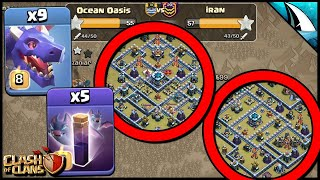 Finally Use DragBat in War! So much stronger than I thought | Clash of Clans