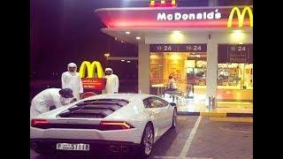 La bella vita dei ragazzi ricchi di Dubai