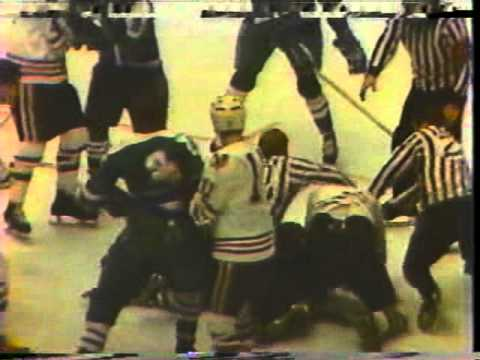 Vintage Blackhawks WGN Highlights
