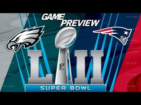 Super Bowl LII Eagles vs. Patriots FULL Preview, Predictions, & Analysis | NFL Playbook