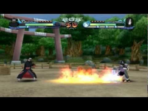 Naruto Shippuden: Clash of Ninja Revolution III -- 3 December  Wi-Fi Random Battles