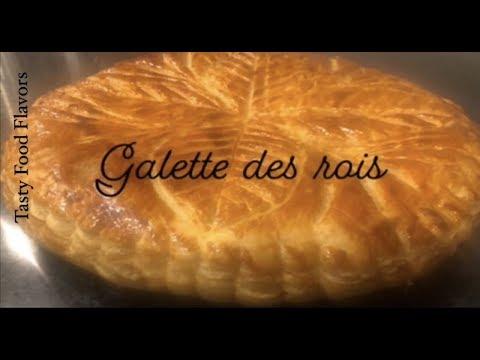 3-easy-steps-to-make-galettes-des-rois-(recette-de-cyril-lignac)---tasty-food-flavors