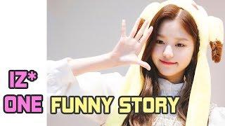 IZONE Funny story
