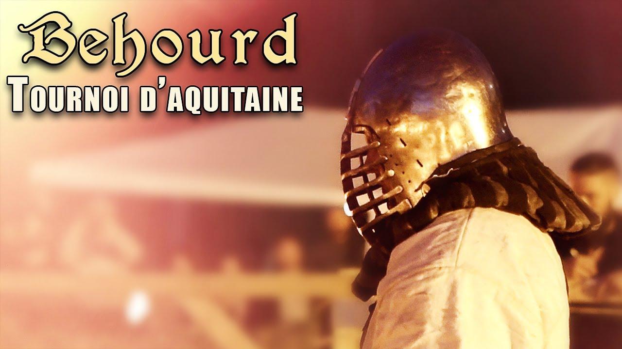 Tournoi de Béhourd d'Aquitaine - Bestofmédiéval Acte 4