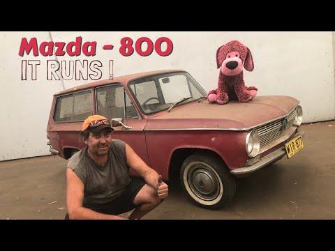 Mazda 800 Wagon Lives!