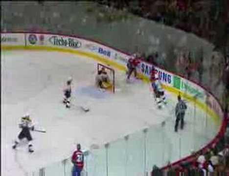 Bruins @ Canadiens 4/10/08 Game 1