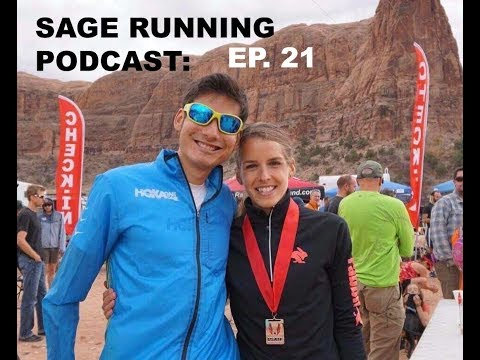 Sage Running Podcast EP21: Marathon Training with Coach Sandi: switching from ultra-trail races
