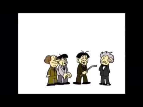 Every single three stooges cartoon I ever made
