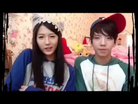 Kiyomi - Joyce Chu - A cute girl on Facebook - (하리) 귀요미 송 HARI - Cutie Song - Gwiyomi