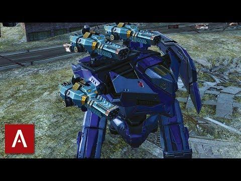 War Robots: Bulgasari Storm Gameplay | MAX LEVEL