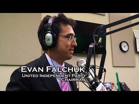 Evan Falchuk says Ballot question on Boston Olympic 2024  Bid ready to go.