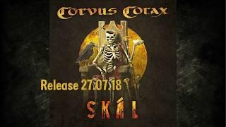 Corvus Corax - Sauf noch ein (Official Lyric Video)