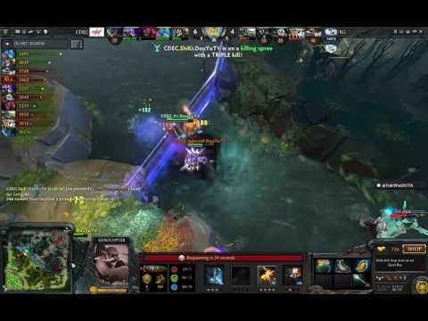 CDEC Gaming vs Evil Geniuses GAME 3
