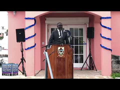 St  George's Community Policing Office Opening, Dec 2019