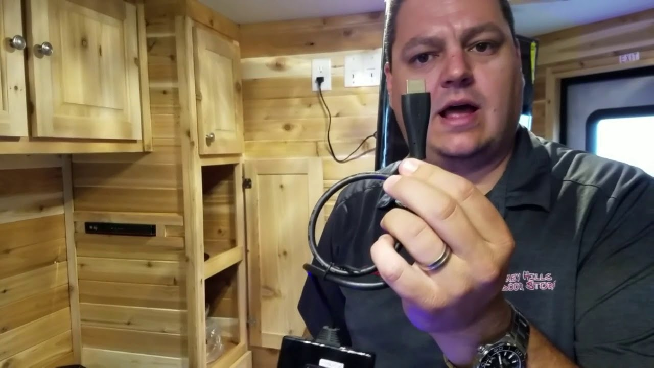 Doing It Right How To Split One Hdmi Output Two Tv Inputs Youtube Cat 5e Jack Wiring Diagram