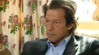 Imran Khan on Dr. Aafia an interview with Yvonne Ridley