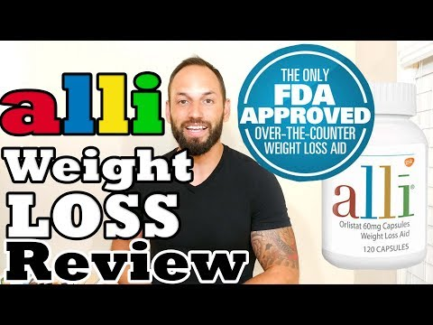 Alli Weight Loss Tablets