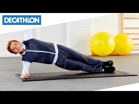Tuta da ginnastica junior Gym'y di Domyos | Decathlon Italia