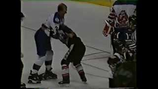 Tim Cranston vs Mike Ware and Chris Palmer BHL Fights