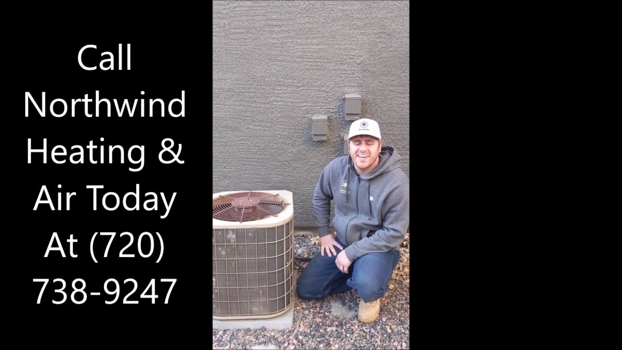 Download Heating And Cooling Technician For Aurora, Centennial and Lakewood CO Gives Tips For Your Condenser