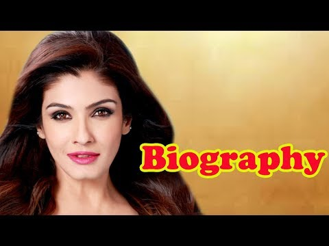 Raveena Tandon - Biography