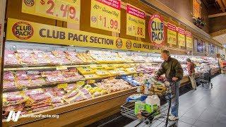 Jak nakupovat kuřecí maso, manipulovat s ním a skladovat ho